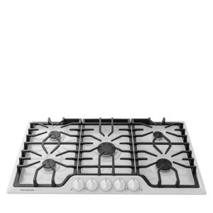 Gallery 36'' Gas Cooktop - WHITE