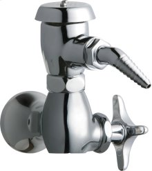 Single Inlet Cold Water Faucet with Vacuum Breaker