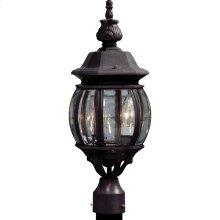 Classico AC8363RU Outdoor Post Light
