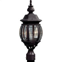Classico AC8363RU Outdoor Post Light