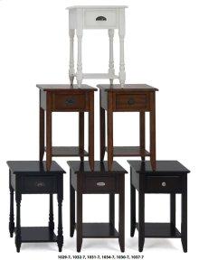 Merlot Chairside Table