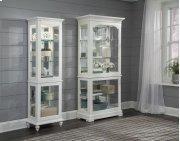 Large White Curio Product Image