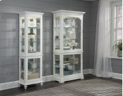 Small White Curio Product Image