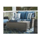 Loveseat Glider W/table (2/cn) Product Image