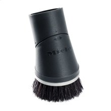 "SSP 10 Dusting brush with flexible swivel joint ""for gentle cleaning of delicate surfaces, thanks to its natural bristles."""