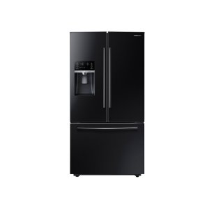 23 cu. ft. French door Refrigerator - BLACK