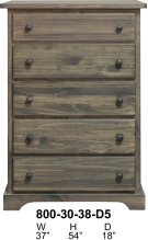 Wide Chests with Deep Drawers Product Image