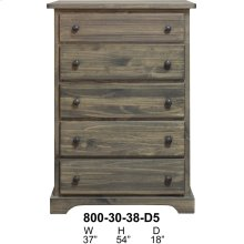 Wide Chests with Deep Drawers