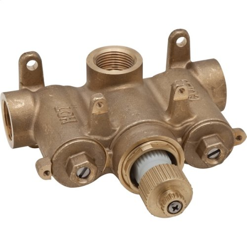 Universal Concealed Thermostatic Rough Valve