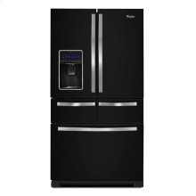 36-inch Wide Double Drawer Refrigerator with Temperature Controlled Drawer - 26 cu. ft.