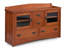Grant TV Stand, Extra Large