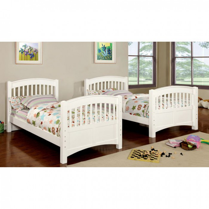 Exceptional Cassia Twin/twin Bunk Bed