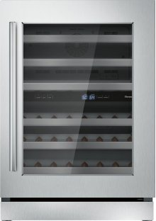 "24"" UNDER-COUNTER WINE RESERVE WITH GLASS DOOR T24UW910RS"