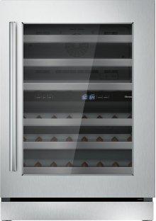 24-Inch Under-Counter Wine Reserve with Glass Door