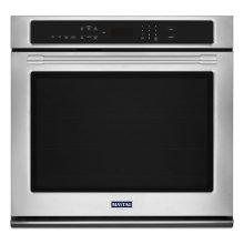 30-Inch Wide Single Wall Oven with True Convection - 5.0 cu. ft.