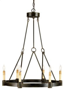 Chantelaine Chandelier - 26rd x 33h