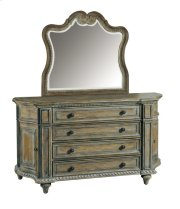 Curved End Dresser Product Image