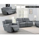 """Ezra Recliner Console Loveseat Pwr/Pwr 81""""x41""""x40"""" Product Image"""