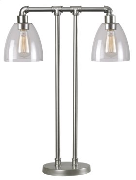 Steam Fitter - Table Lamp