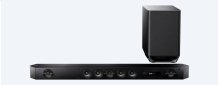 7.1ch Soundbar with Wi-Fi/Bluetooth® technology