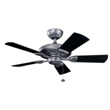 "Kevlar Climates 42"" Fan Weathered Steel"