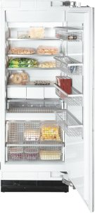 F 1803 SF MasterCool freezer with individual water and ice cube supply thanks to integrated IceMaker. Product Image
