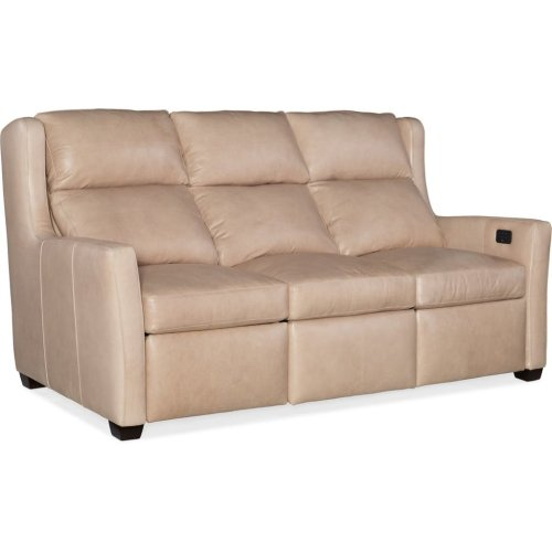 Bradington Young Dixon Sofa L & R Recline w/Articulating Headrest 944-90