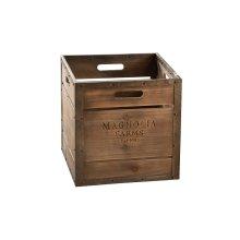 Magnolia Farms Produce Crate - Tall