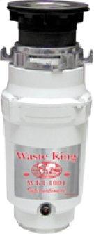 Waste King International - Model 1001 Product Image