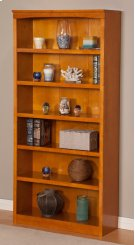 Harvard 72in Book Shelf in Caramel Latte Product Image