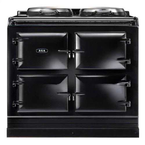 White AGA Total Control 3-Oven
