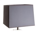 Rectangular Lamp Shade Violet Product Image