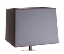Rectangular Lamp Shade Violet