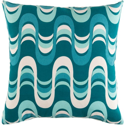 "Trudy TRUD-7142 18"" x 18"" Pillow Shell with Down Insert"