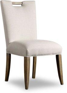 Melange Barrett Upholstered Side Chair