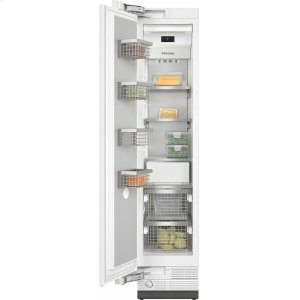 MieleF 2411 Vi MasterCool freezer For high-end design and technology on a large scale.