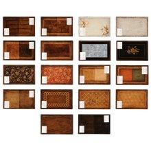 Set of 9 Finish Sample Panels (Large)