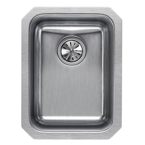 "Elkay Lustertone Classic Stainless Steel 14"" x 18-1/2"" x 7-7/8"", Single Bowl Undermount Sink"