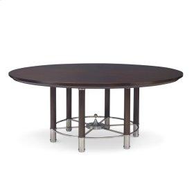 """Octo Dining Table - 74"""" Walnut"""