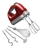 9-Speed Architect Hand Mixer - Candy Apple Red Product Image