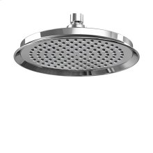 """Arcade Shower Head 9"""" with Boost - Polished Chrome"""