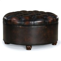 Roswell Cocktail Ottoman Product Image
