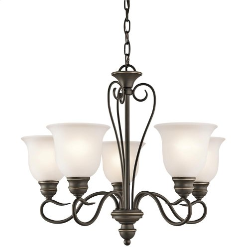 Tanglewood Collection Tanglewood 5 Light Chandelier OZ