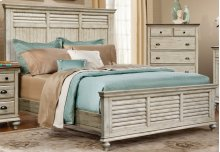 CF-2300 Bedroom - Queen Bed - Sunset Trading