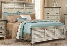 CF-2300 Bedroom - Queen Bed - Sunset Trading