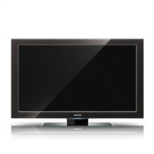 """46"""" high-definition LCD TV"""