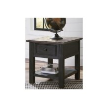 Tyler Creek Rectangular End Table