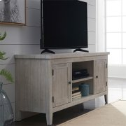 60 Inch TV Console - White Product Image