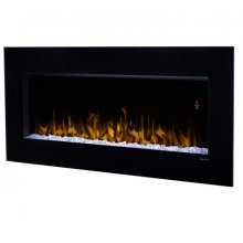 Nicole Linear Electric Fireplace