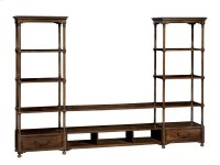 Entertainment Wall Unit Product Image